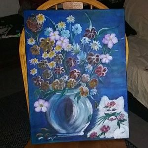 Other - Hand painted canvas